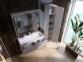 Зеркальный шкафчик JUVENTA Savona SvM-100 белый 4