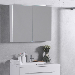 Зеркальный шкафчик MC-10 (ШЗ-10) Fancy Marble (Буль-Буль)