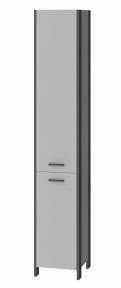 Пенал JUVENTA Brooklyn BrP-190 серый