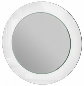 Зеркало BOTTICELLI Vanessa VnM белое