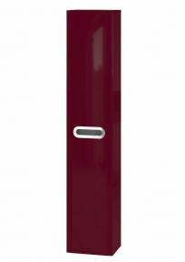 Пенал JUVENTA Prato - РrP-170 бордовый (универсальный)