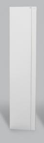 Пенал EOS 1700 білий мат универсальный M200700