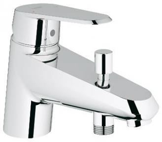 33 192 002 Eurodisc Cosmopolitan Смеситель однорычажный  для ванны