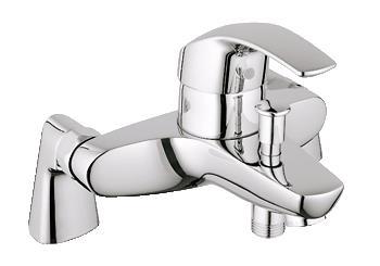 33 303 001 Eurosmart Смеситель однорычажный для ванны