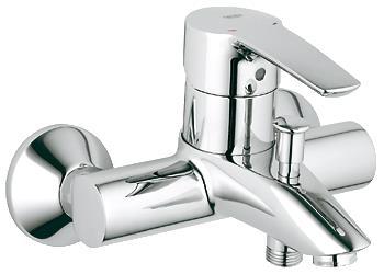 33 591 001 Eurostyle Смеситель однорычажный для ванны