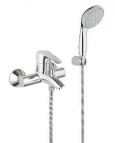 33 592 001 Eurostyle Смеситель однорычажный для ванны