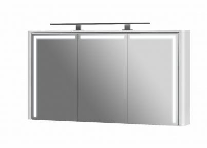 Зеркальна шафа BOTTICELLI Levanto LvM-128 белый