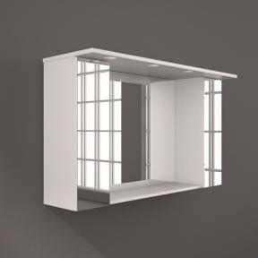 Зеркальный шкафчик ШЗ 5987