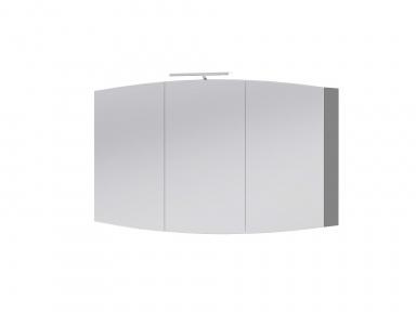 Зеркальный шкафчик BOTTICELLI Vanessa UМC - 110
