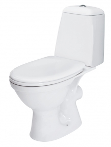Компакт NORD 011 Cersanit сидіння із поліпропілену вільнопадаюча