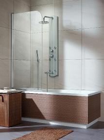 Шторка для ванной Eos-PN-70