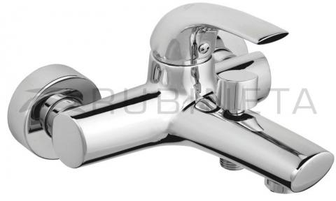 Смеситель для ванны/душа настенный Forte-10