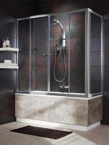 Шторка для ванной VESTA-DW