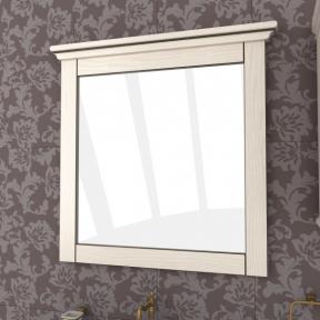 Зеркало Аква 80 выбеленный ясень