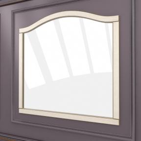 Зеркало Прима 130 выбеленный ясень