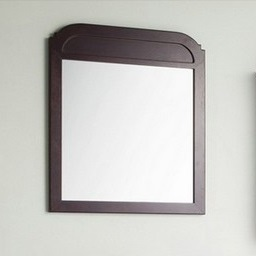 Зеркало Antique AtM-680x810 вишня