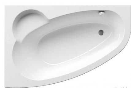 Ванна ASYMMETRIC 150x100 L Ravak