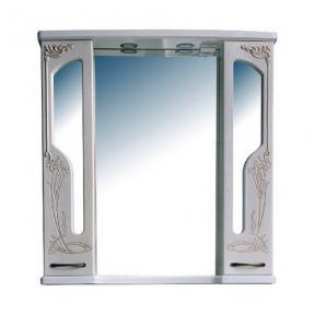 Шкаф зеркальный Барселона-195 rame