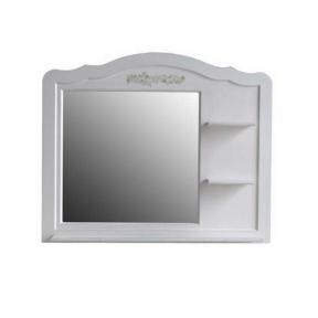 Зеркало Марсель-100 ivory old