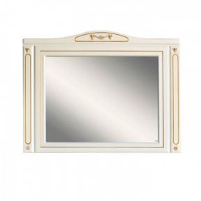 Зеркало Верона  120 dorato