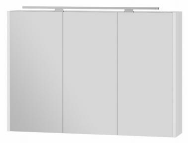 Зеркальный шкафчик BOTTICELLI Vanessa VnM - 100 белый
