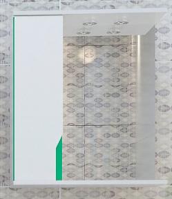 Зеркало Леос Z1-60 Кварта-Техно зелене яблуко L