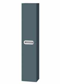 Пенал JUVENTA Prato - РrP-170 индиго синий (универсальный)