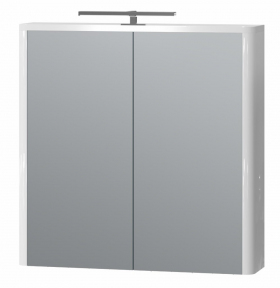 Зеркальный шкафчик JUVENTA Livorno LvrMC-70