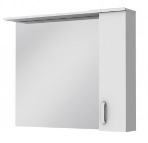 Зеркало JUVENTA Trento TrnM-100 белое (правое)