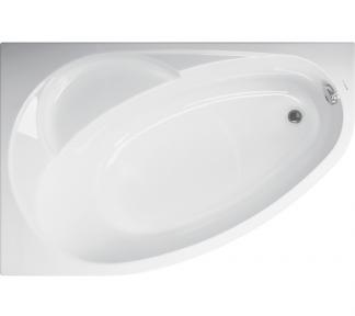 Ванна FLORA правая Vagnerplast