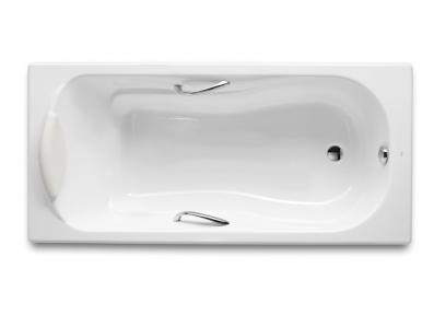 HAITI 2000 ванна 170x80см с ручками и подголовником