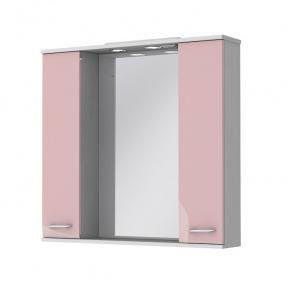 Зеркало Франческа ФШНЗ3-87 розовое