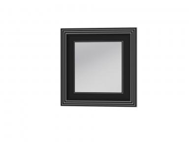 Зеркало BOTTICELLI TREVISO ТM -80 черный серебро