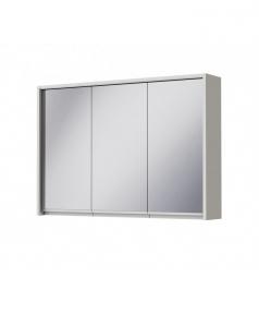 Зеркальный шкафчик JUVENTA Savona SvM-100 белый