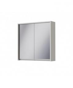 Зеркальный шкафчик JUVENTA Savona SvM-70 белый