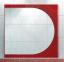 Зеркало Леос Еколайн  80 Стигла вишня